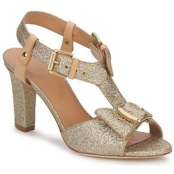 Sandale Sonia Rykiel DEFIL GAT Glitter / Gold 350x350