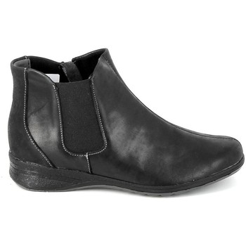 Chaussures Femme Bottes Boissy Boots 7514 Noir Noir