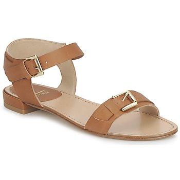 Chaussures Femme Sandales et Nu-pieds Stuart Weitzman BEBOP Marron