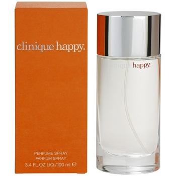 Beauté Femme Eau de parfum Clinique Happy - eau de parfum - 100ml - vaporisateur Happy - perfume - 100ml - spray