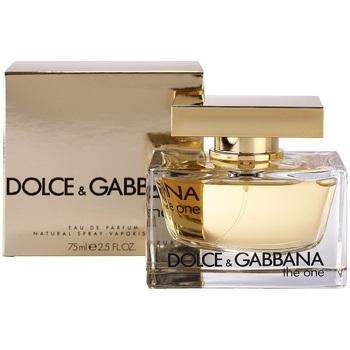 Beauté Femme Eau de parfum D&G The One - eau de parfum - 75ml - vaporisateur The One - perfume - 75ml - spray