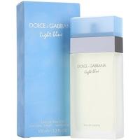 Beauté Femme Eau de toilette D&G Light Blue - eau de toilette _ 100ml - vaporisateur Light Blue - cologne _ 100ml - spray