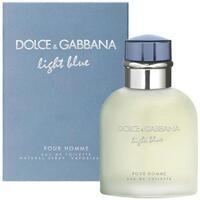 Beauté Homme Eau de toilette D&G Light Blue - eau de toilette - 125ml - vaporisateur Light Blue - cologne - 125ml - spray