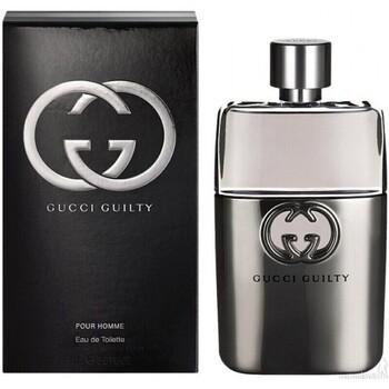 Beauté Homme Eau de toilette Gucci guilty homme - eau de toilette - 90ml - vaporisateur guilty homme - cologne - 90ml - spray