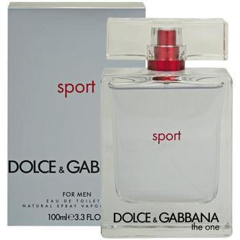 Beauté Homme Eau de toilette D&G The One Sport - eau de toilette - 100ml - vaporisateur The One Sport - cologne - 100ml - spray