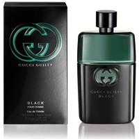 Beauté Homme Eau de toilette Gucci Guilty Black - eau de toilette - 90ml - vaporisateur Guilty Black - cologne - 90ml - spray