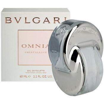 Beauté Femme Eau de toilette Bvlgari omnia crystalline - eau de toilette - 65ml - vaporisateur omnia crystalline - cologne - 65ml - spray