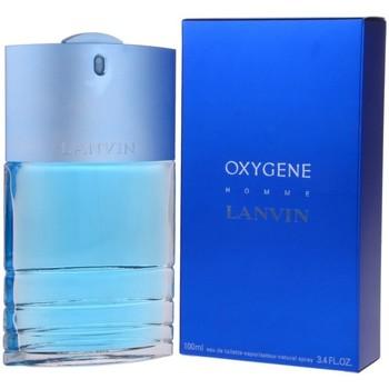 Beauté Homme Eau de toilette Lanvin oxygene homme - eau de toilette - 100ml - vaporisateur oxygene homme - cologne - 100ml - spray