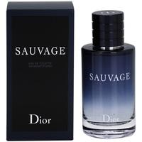 Beauté Homme Eau de toilette Christian Dior sauvage - eau de toilette - 200ml - vaporisateur sauvage - cologne - 200ml - spray