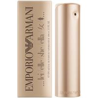 Beauté Femme Eau de parfum Armani She - eau de parfum - 100ml - vaporisateur She - perfume - 100ml - spray