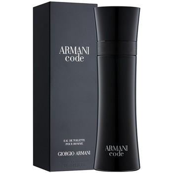 Beauté Homme Eau de toilette Armani Code - eau de toilette - 125ml - vaporisateur Code - cologne - 125ml - spray