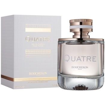 Beauté Femme Eau de parfum Boucheron Quatre - eau de parfum - 100ml - vaporisateur Quatre - perfume - 100ml - spray