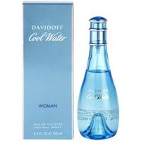 Beauté Femme Eau de toilette Davidoff Cool Water - eau de toilette - 100ml - vaporisateur Cool Water - cologne - 100ml - spray