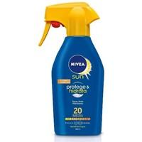 Beauté Protections solaires Nivea Sun Spray Hidratante Fp20 - 300ml - crème solaire Sun Spray Hidratante Fp20 - 300ml - sunscreen
