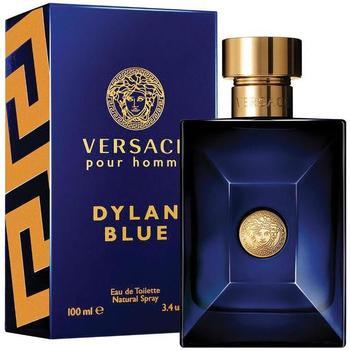 Beauté Homme Eau de toilette Versace dylan blue - eau de toilette - 100ml - vaporisateur dylan blue - cologne - 100ml - spray