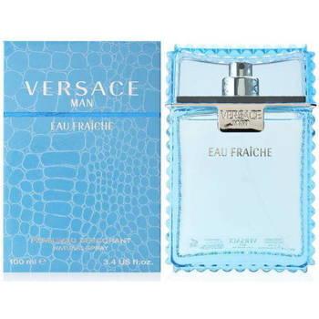 Beauté Homme Eau de toilette Versace Eau Fraiche - eau de toilette - 100ml - vaporisateur Eau Fraiche - cologne - 100ml - spray