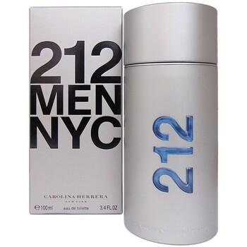 Beauté Homme Eau de toilette Carolina Herrera 212 Men - eau de toilette - 100ml - vaporisateur 212 Men - cologne - 100ml - spray