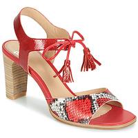 Chaussures Femme Sandales et Nu-pieds Perlato RUBY Rouge