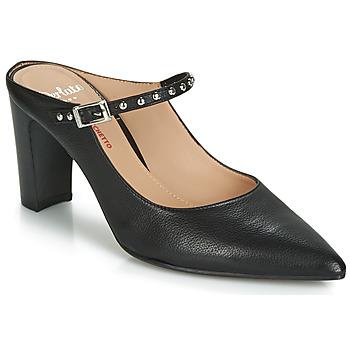 Chaussures Femme Sandales et Nu-pieds Perlato MALDINI Noir