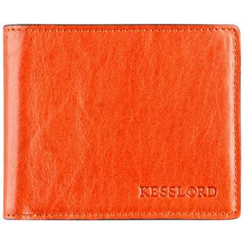 Sacs Homme Portefeuilles Kesslord JULES ERIC_CA_BQ Orange