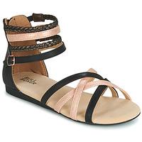 Chaussures Fille Sandales et Nu-pieds Bullboxer AED009 Noir