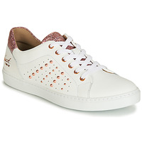 Chaussures Fille Baskets basses Bullboxer AGM008 Blanc