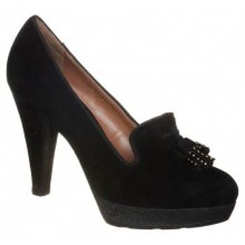 Chaussures Femme Escarpins Ilario Ferucci Escarpins Dorothy Noir Noir