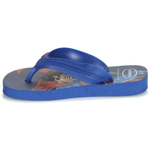 Kids Garçon Max Bleu Tongs Herois Chaussures Havaianas 8PN0vmwnyO