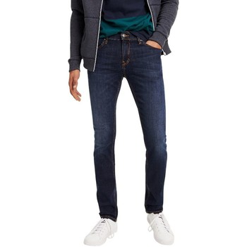Vêtements Homme Jeans slim Tommy Hilfiger Jean Slim Extensible Bleu Denim
