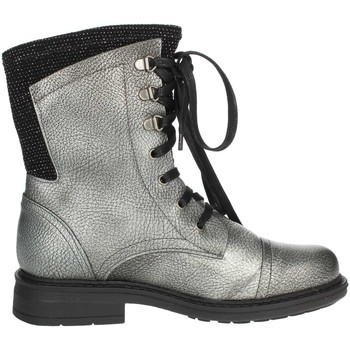 Chaussures Femme Boots Arlee Mod L282 Gris anthracite