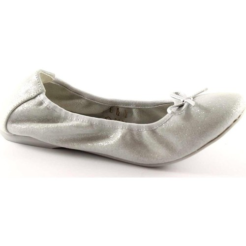 Chaussures Enfant Ballerines / babies Primigi 32390 Verid chaussures 36/39 d'argent enfant danseurs tronçon Argento