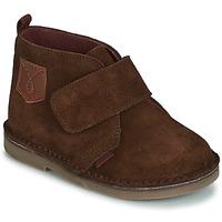 Chaussures Enfant Boots André SCRATCH MARRON