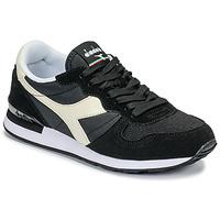 Chaussures Baskets basses Diadora CAMARO Noir / Blanc