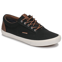Chaussures Homme Baskets basses Jack & Jones VISION CLASSIC MIXED Noir