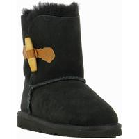 Chaussures Femme Bottes de neige UGG Bottine  Ebony Noir