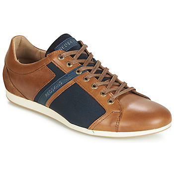 e7c5db9ad Chaussures Homme Baskets basses Redskins WASEKO Cognac / Marine
