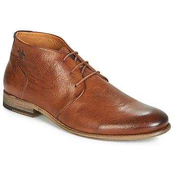 Chaussures Homme Boots Kost SARRE 1 Cognac