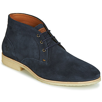 Chaussures Homme Boots Kost CALYPSO 59 Marine