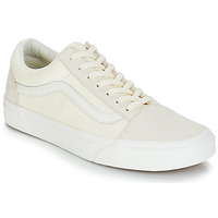 Chaussures Femme Baskets basses Vans OLD SKOOL Beige