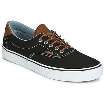 Chaussures Baskets basses Vans ERA 59 Noir