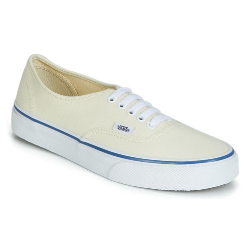 vans jaune authentic