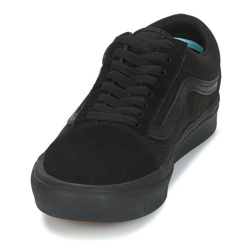 Basses Old Skool Baskets Vans Noir Comfycush 0vnwN8m