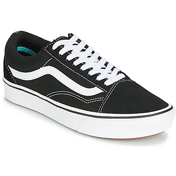 adbacd40f19 Chaussures Baskets basses Vans COMFYCUSH OLD SKOOL Noir   Blanc