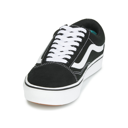 Skool Basses Vans NoirBlanc Comfycush Baskets Old Nnm80ywPvO