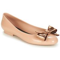 Chaussures Femme Ballerines / babies Melissa DOLL III Beige / Bronze