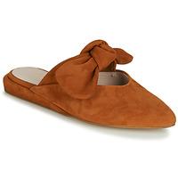 Chaussures Femme Mules Fericelli JILONIE Camel