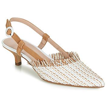 Chaussures Femme Escarpins Fericelli JOLOIE Beige