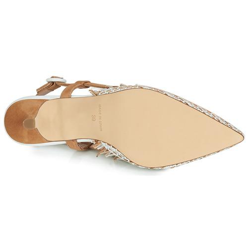 Escarpins Chaussures Fericelli Beige Femme Joloie On0v8mNw