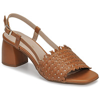 Chaussures Femme Sandales et Nu-pieds Fericelli JARIANA Camel