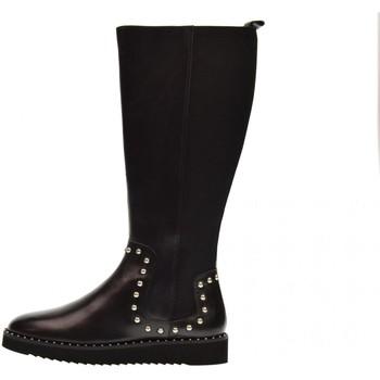 Chaussures Femme Bottes ville Apepazza  Nero